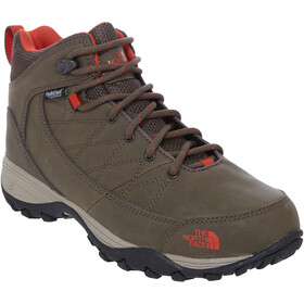The North Face Storm Strike WP kengät Naiset, weimaraner brown/zion orange